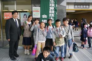 2013近畿小中学生珠算競技大会